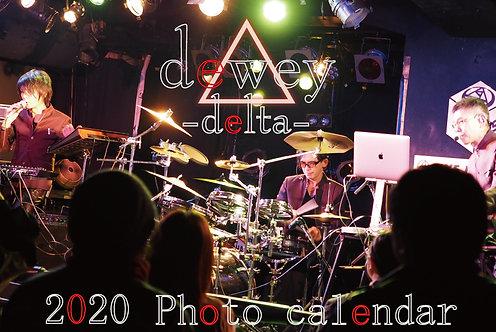 【SALE】dewey delta 2020 photo calendar