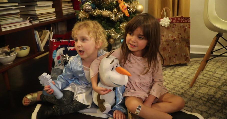 Mila and Zea Christmas Songs.mp4