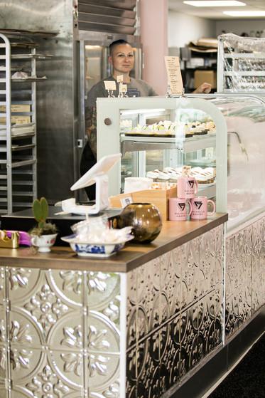 Celine Duvoisin of Valhalla Bakery - Photo by Sandrasonik