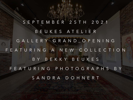 'Porcelain', a new exhibition and gallery grand opening at Beukes Atelier, September 25th, 2021