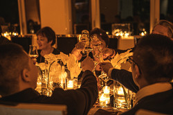 Hennesy Private Dinner Activation