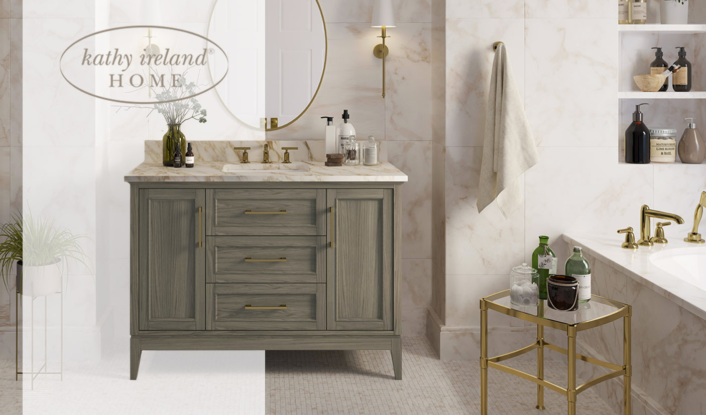 kathy ireland bath