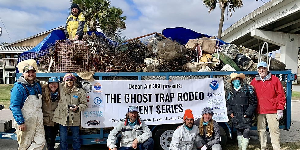 Tampa Bay's Ghost Trap Rodeo