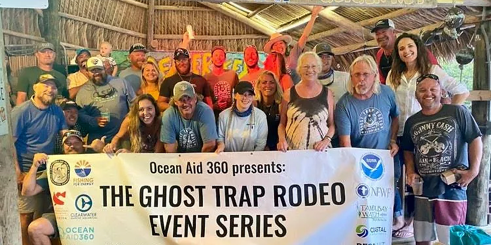 Event 1: Apalachicola's Ghost Trap Rodeo