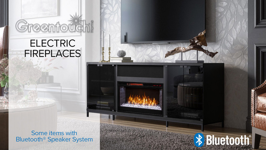Greentouch Home Fireplace