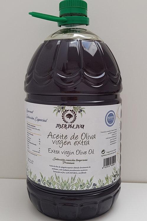 Botella 5l Aceite de Oliva Virgen Extra