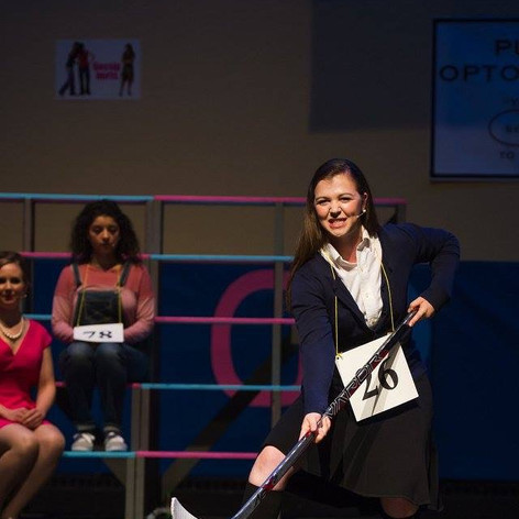 25th Annual Putnam County Spelling Bee '17