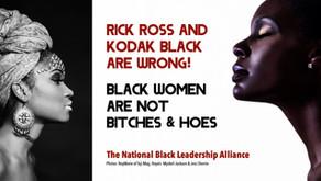 Rick Ross & Kodak Black Are Wrong!