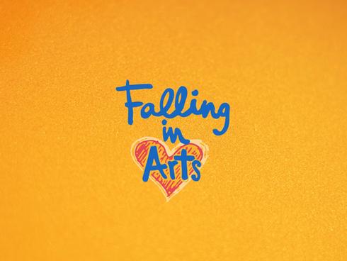 Falling in Arts