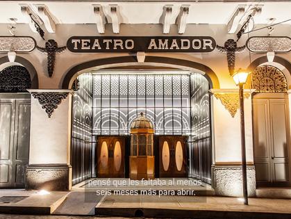 Teatro Amador Primer Aniversario