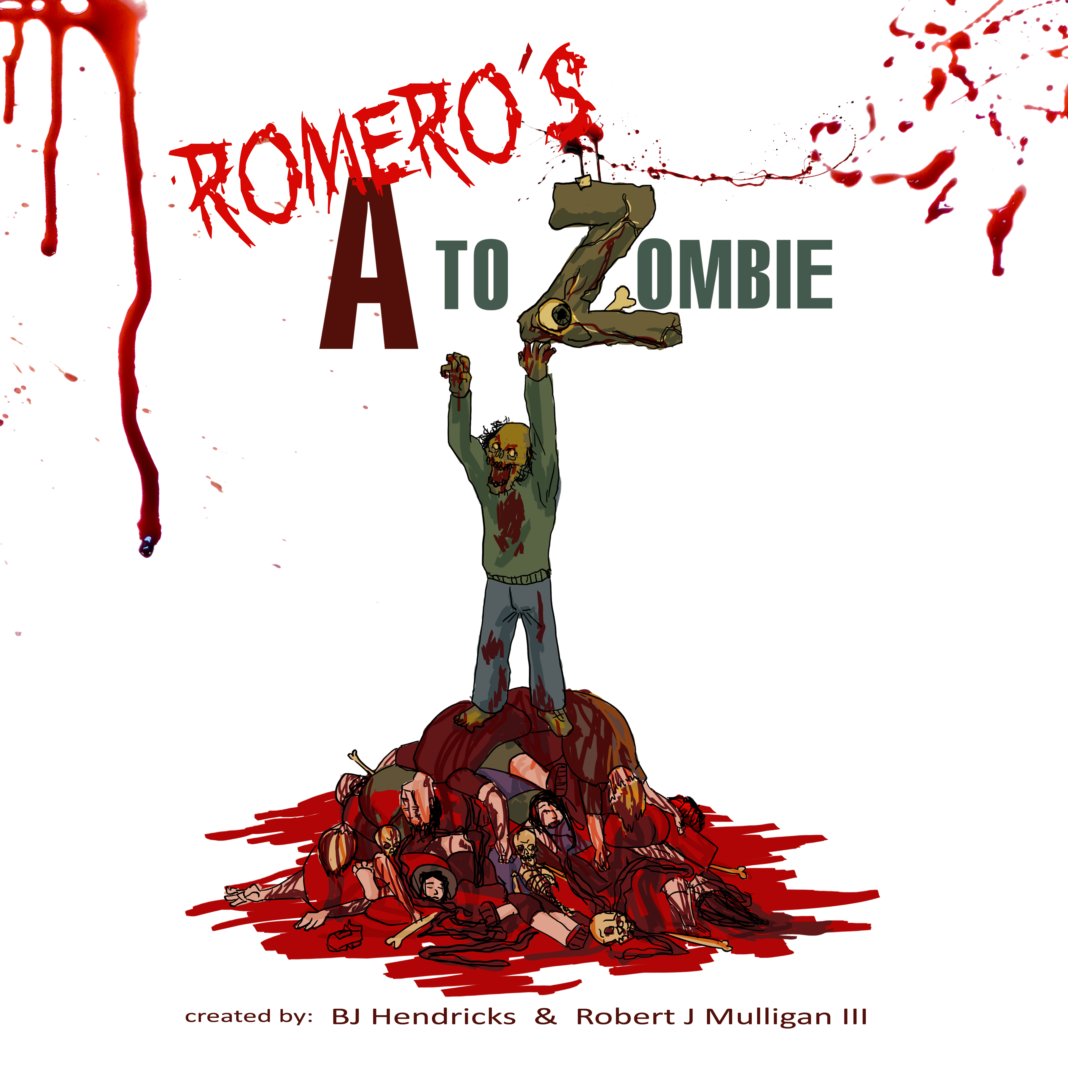 ROMERO'S A TO ZOMBIE