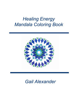 HEALING ENERGY MANDALA COLORING BOOK