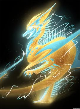Overwatch - Oxton spirit dragon