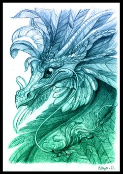Auroraphrax Portrait