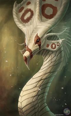 Deep Forest Dragon