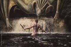 Sigurd v.s. Fafnir