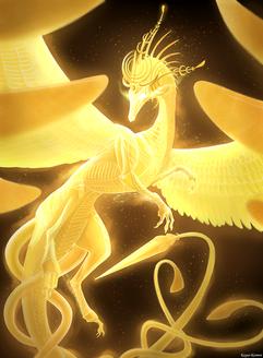 Overwatch - Ziegler spirit dragon