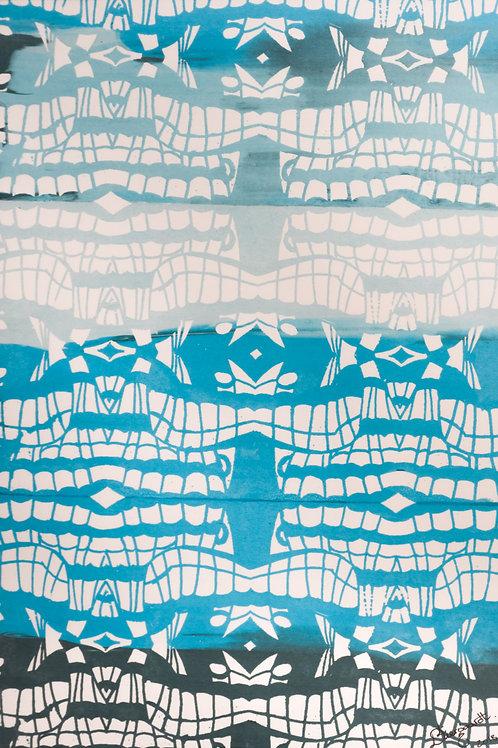 Moth (Namibian Identity through textiles)
