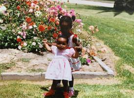 Ndapwa Alweendo (front)