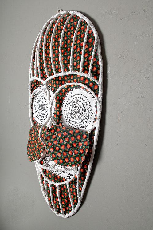 The mask of talking eyes 1