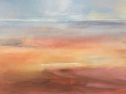 sunday morning,2016 oil on canvas