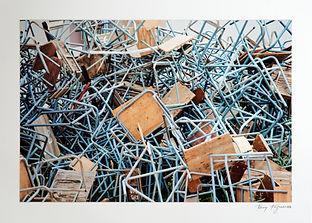 Tony Figueira_Untitled (School desks).jp