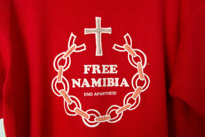 Free Namibia (details)