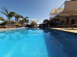 close da piscina