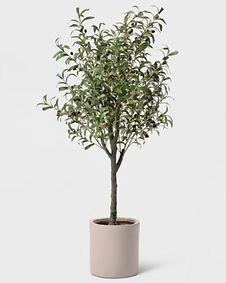 Photo of faux plant