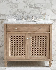 Photo of bathroom vanities