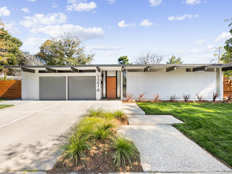 Home Tour: Breathing New Life Into A Mid-Century Eichler Home