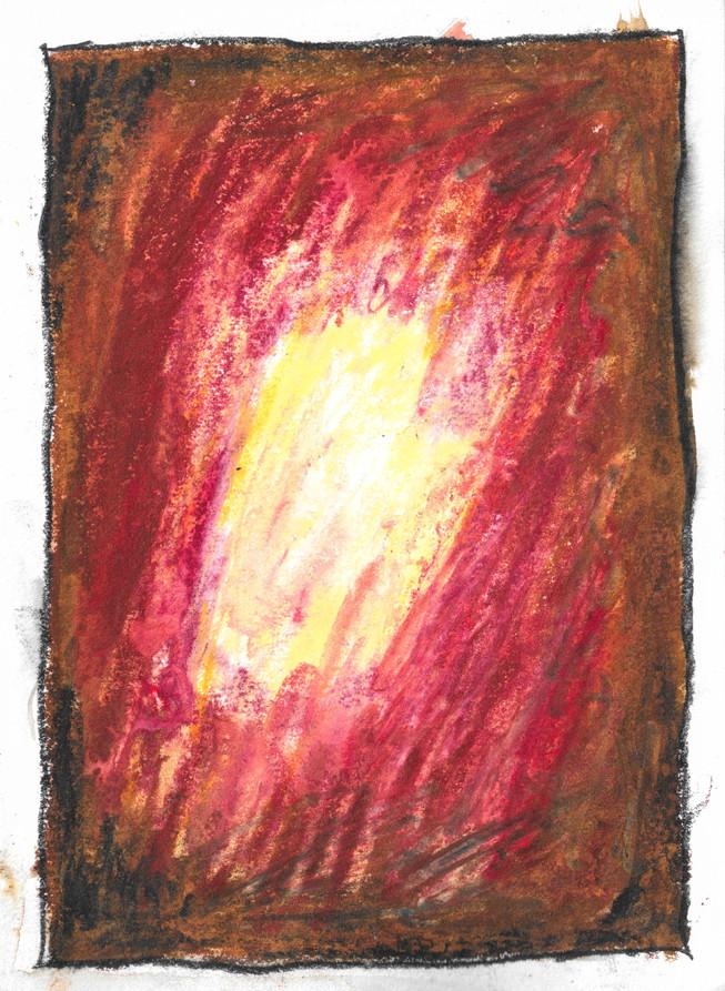 Raw spirit medicine card