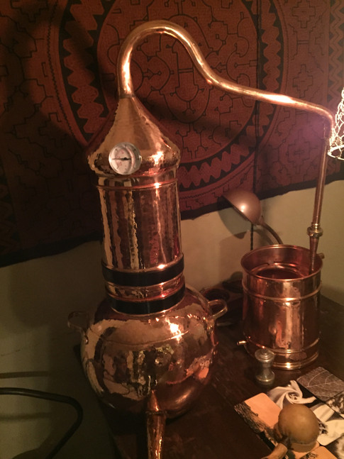 copper alembic alchemy