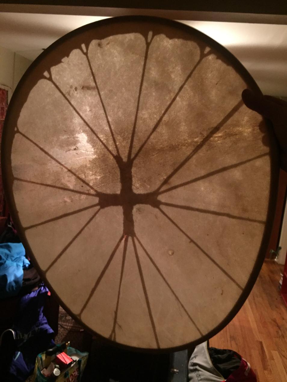 new elk drum rear