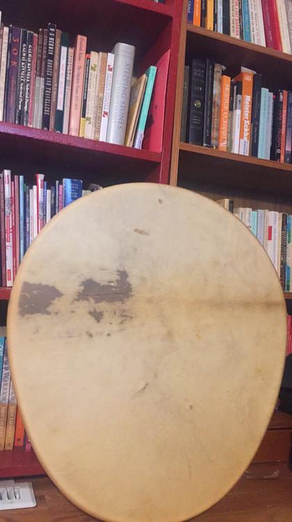 new elk drum front