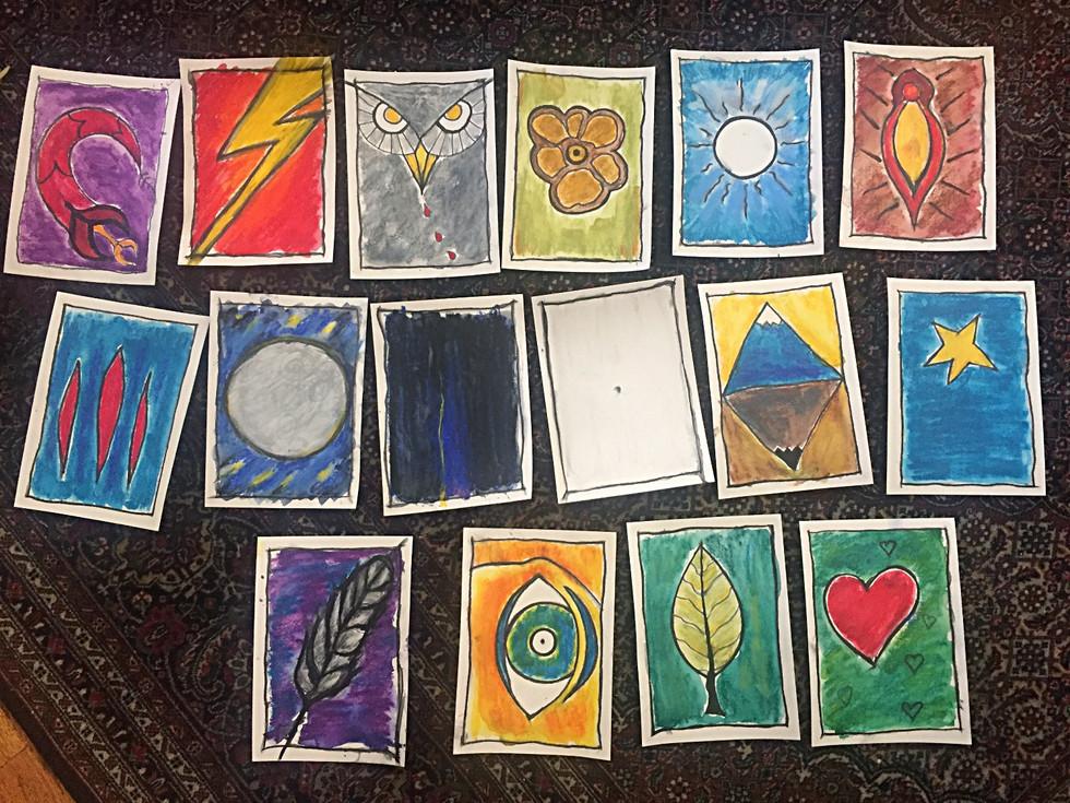 spirit medicine oracle cards