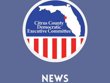 Citrus DEC Calls for Mask Mandates in Schools