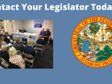 Contacting Your Legislator Scripts