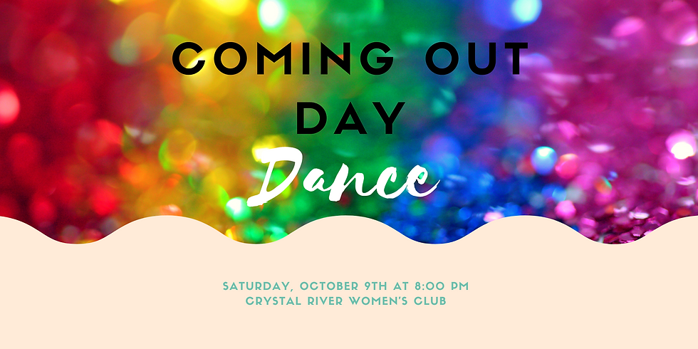 Coming Out Day Dance