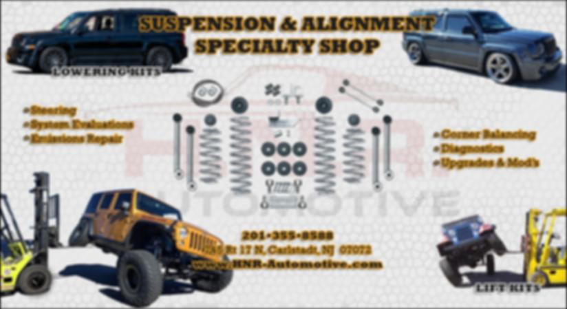 hnr automotive jeep flyer