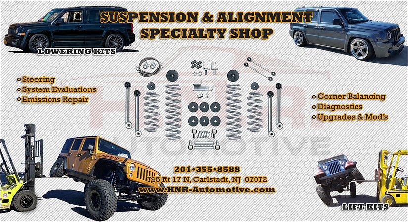hnr automotive jeep flyer