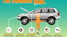 Hot Weather Driving