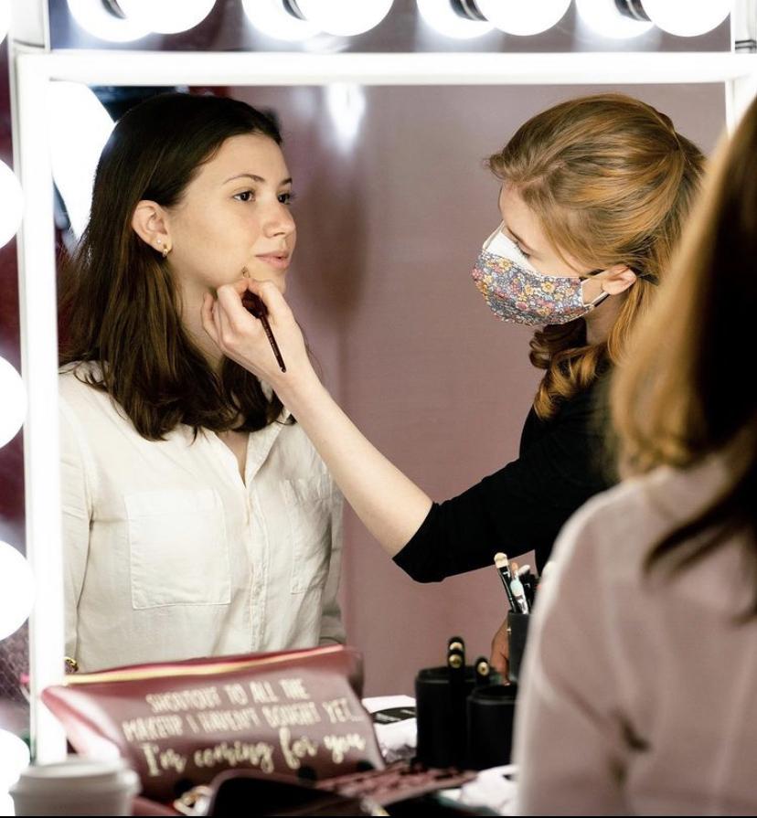 Makeup by Lindsey Brown