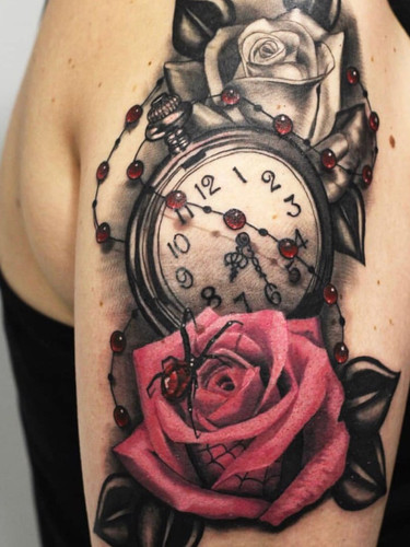watch & rose by andrew
