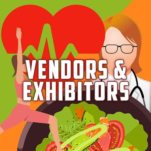 Carnes Crossing Wellness Fair Vendor/Exhibitor