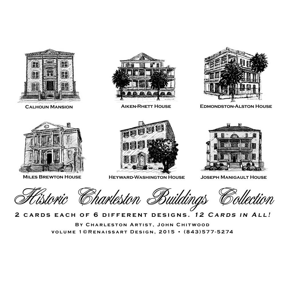 Historic Charleston Buildings