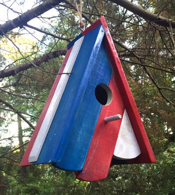 Sullivan's Island Birdhouse