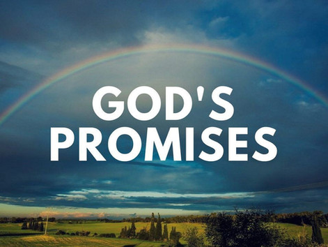 God's Promises are Yes and Amen in Jesus