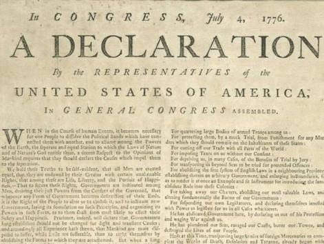 A Personal Declaration