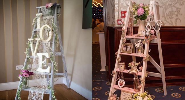 Wedding Ladder Statements
